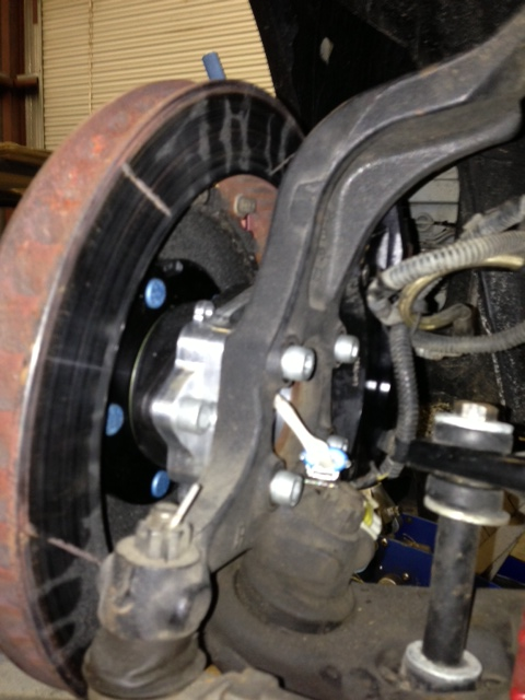 Fourth Gen Camaro Front Hubs [Archive] - Texas American Iron